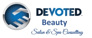 Devoted Beauty Consulting Logo